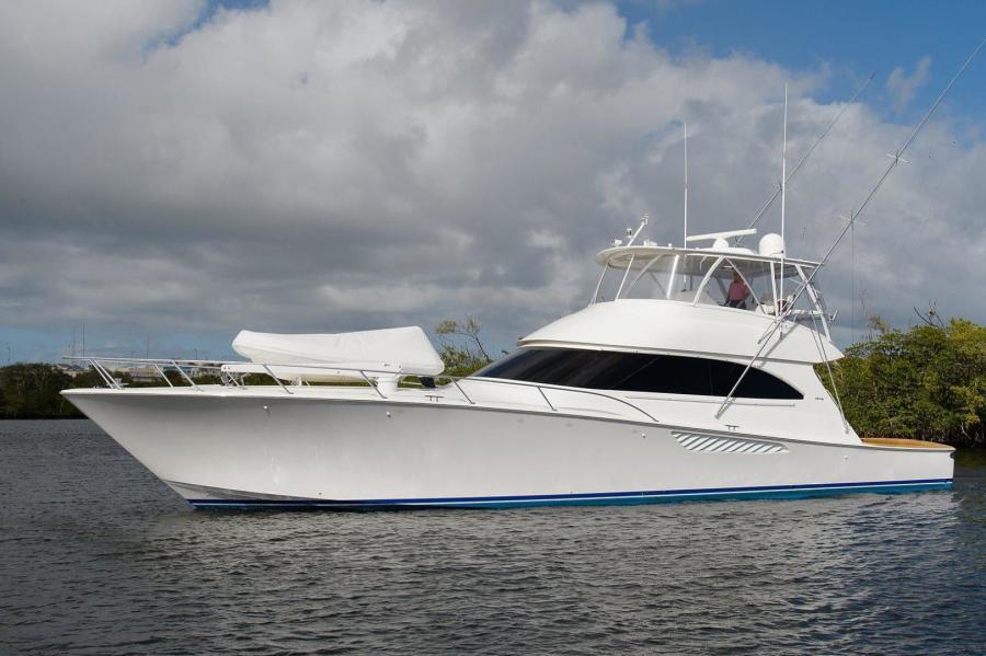 photo of 66' Viking 66 Convertible 2013