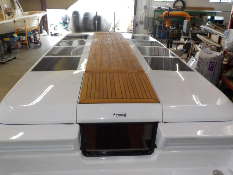 Royal Denship 29 - Royal Limo - Hydraulic Top