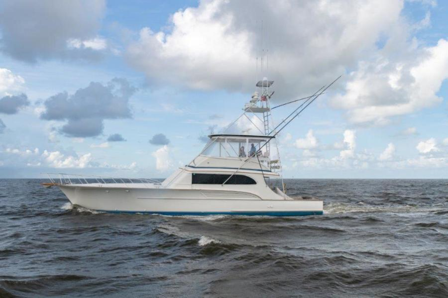 Photo of 61' Buddy Davis 61 Sportfish 1992