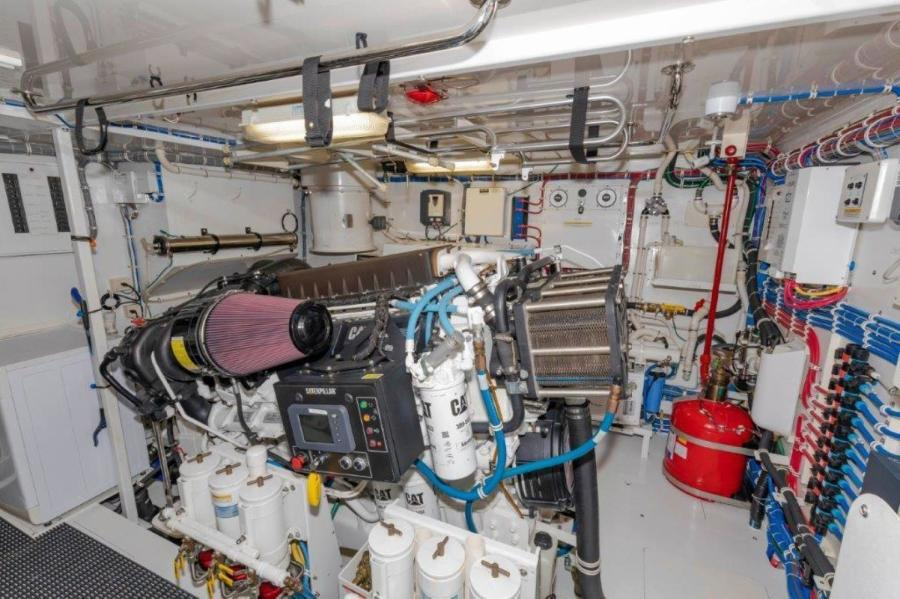 Engine Room Port