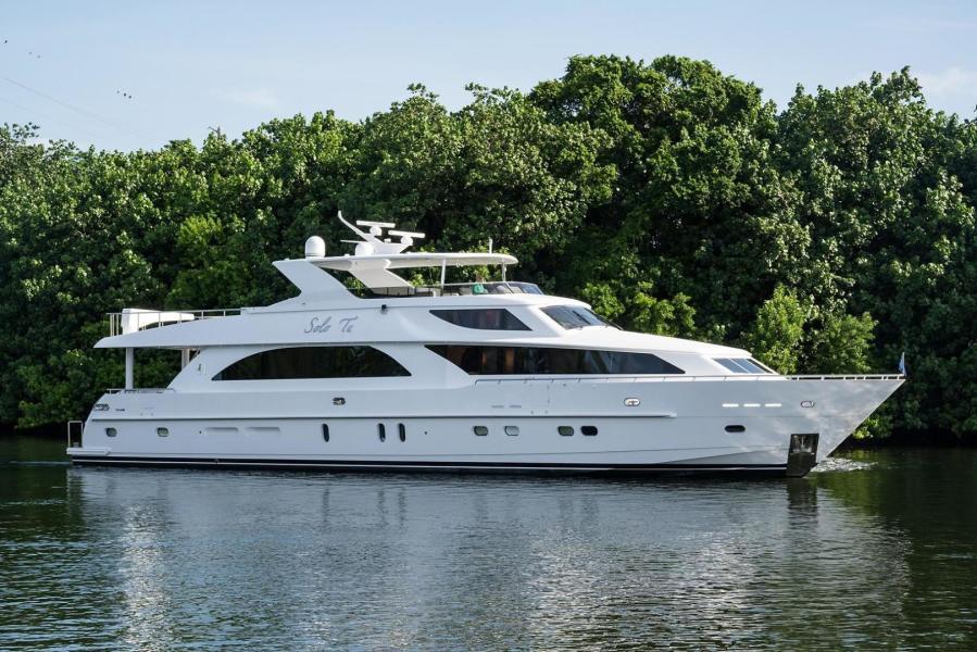 Hargrave-Motoryacht 2010-SOLO TU North Palm Beach-Florida-United States-SOLO TU-1333850-featured