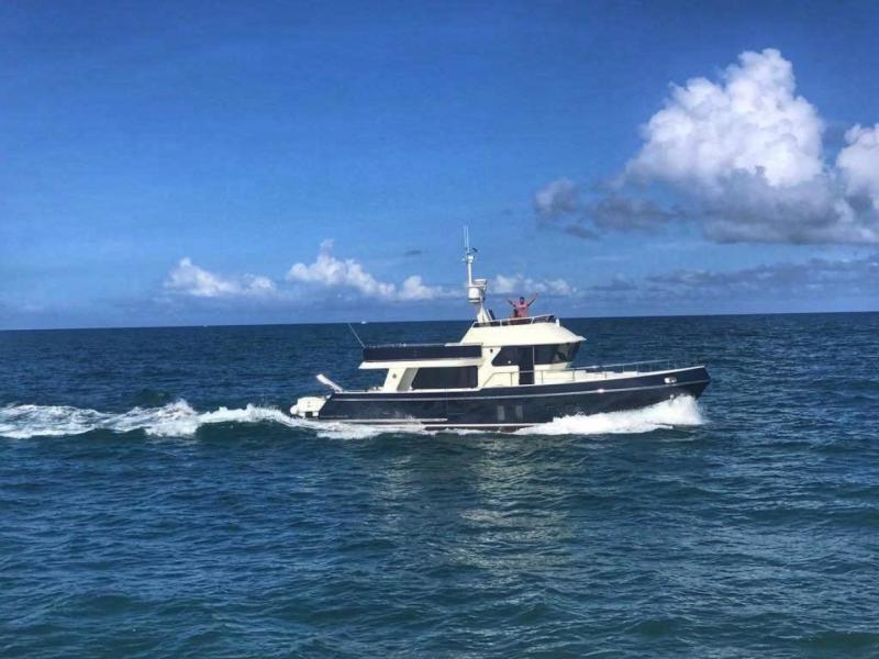 photo of 54' Privateer Custom Trawler 54 2014