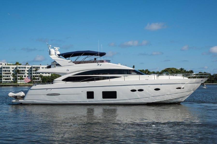 photo of 72' Princess 72 Motor Yacht 2015