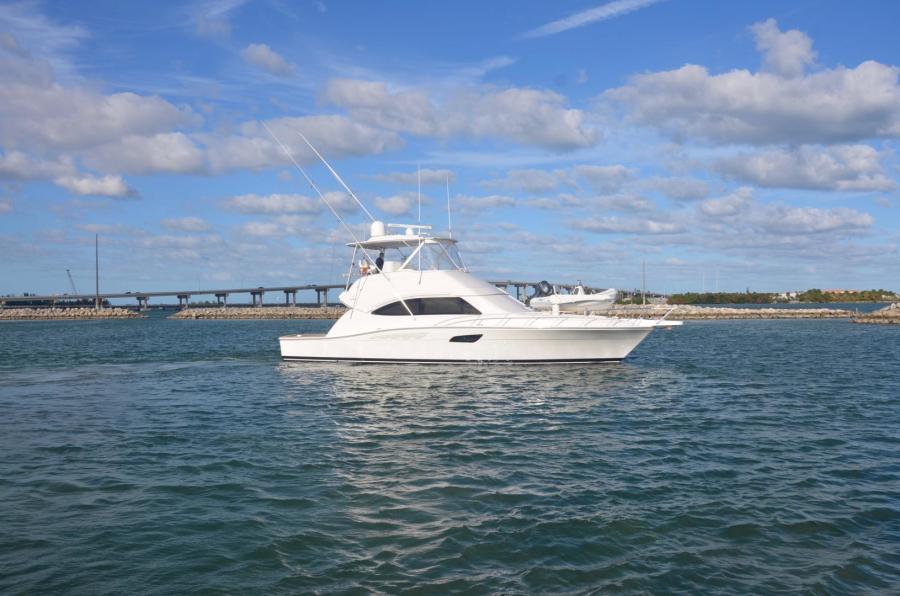 Bertram-51 Convertible 2012-On the Edge II Fort Pierce-Florida-United States-2012 51 Bertram-1335335-featured
