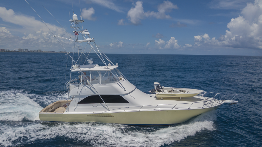 Viking-61 Convertible 2005-STARBRITE Fort Lauderdale-Florida-United States-Main Profile -1471722-featured