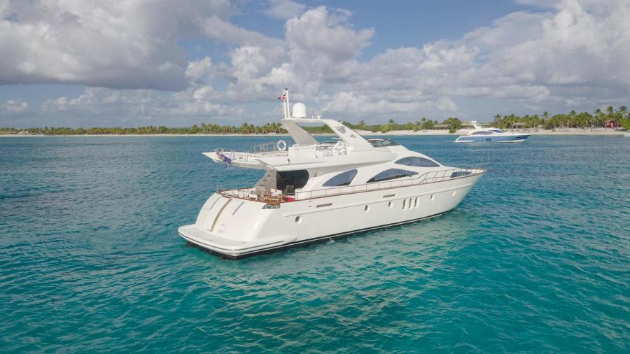 photo of 80' Azimut 80 Carat 2002