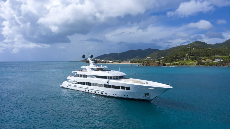 photo of 198' Feadship 2014