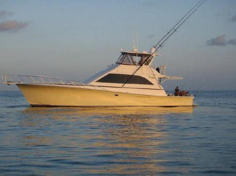 Photo of 58' Ocean Yachts Convertible 1991