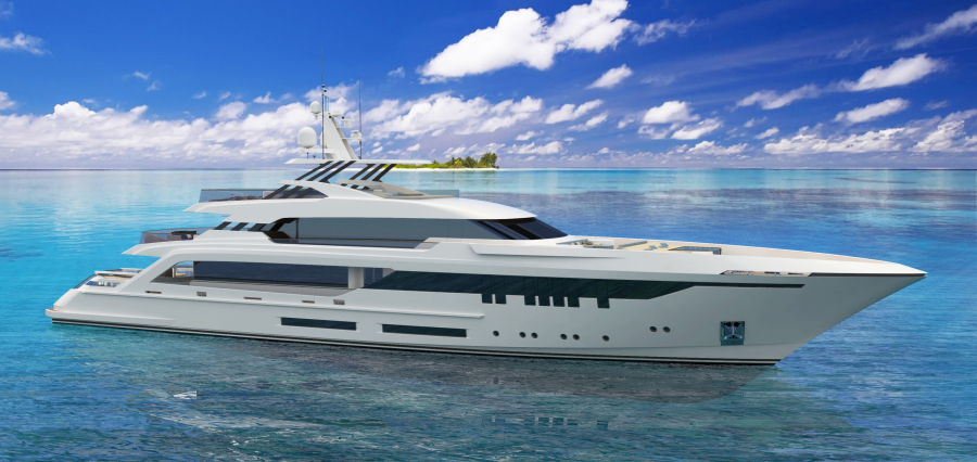 photo of 165' GHI Yachts 2023