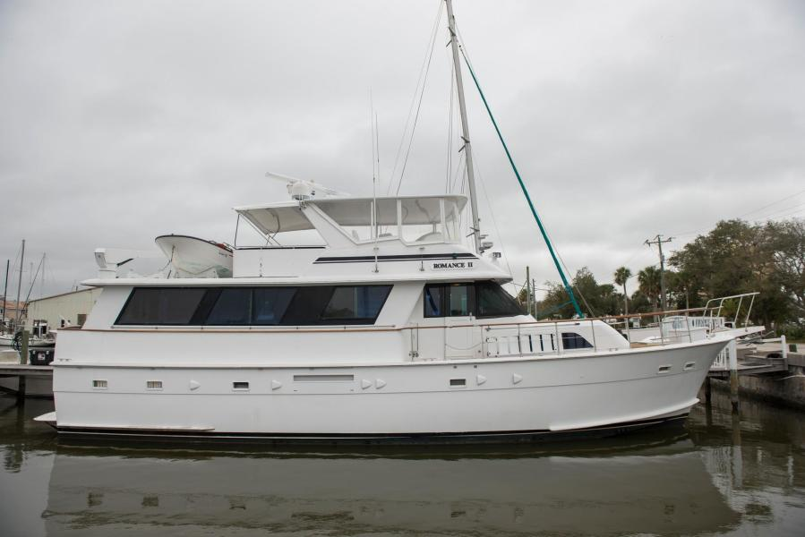 Photo of 61' Hatteras 1981
