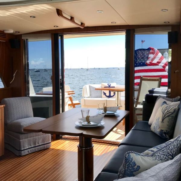 OCEAN 55 MKII yacht for sale