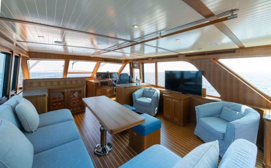 OCEAN 63 yacht for sale