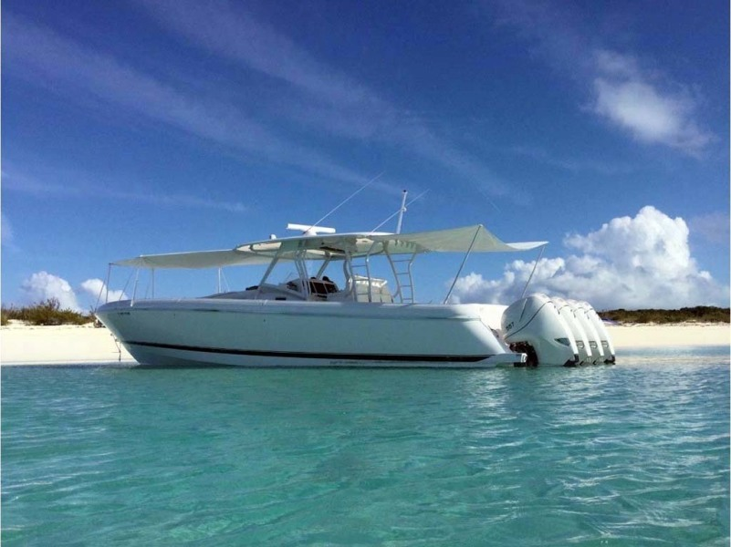 photo of 47' Intrepid 475 Panacea 2015