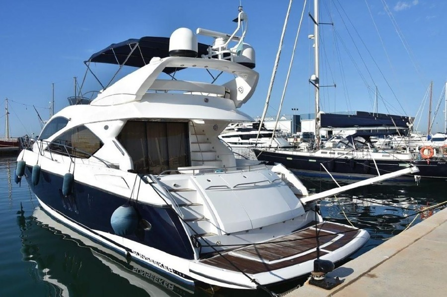 Sunseeker-60 2006 -CANCUN-Mexico-2006 SUNSEEKER 60 FOR SALE IN CANCUN -1343317-featured