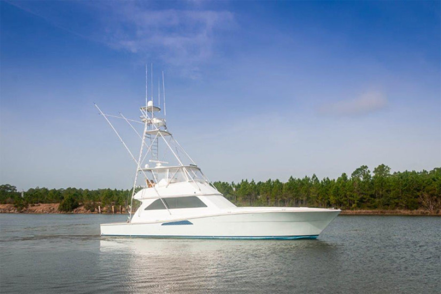 photo of 58' Viking 58 Convertible 2000
