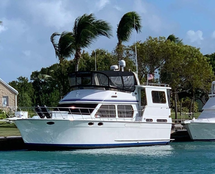 photo of 45' Aquarius 45 1988