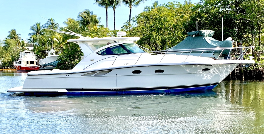 Tiara Yachts-3800 Open 2005-Gone Again Miami-Florida-United States-1343610-featured