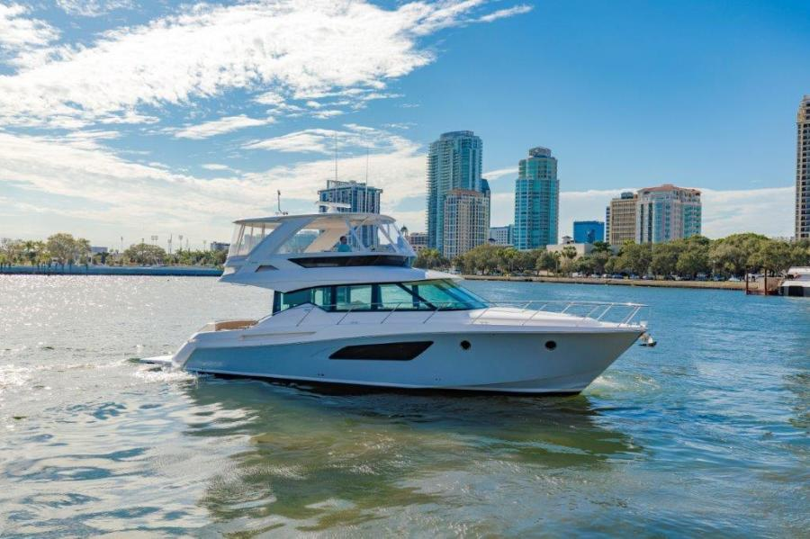 Photo of 53' Tiara F53 Flybridge 2017