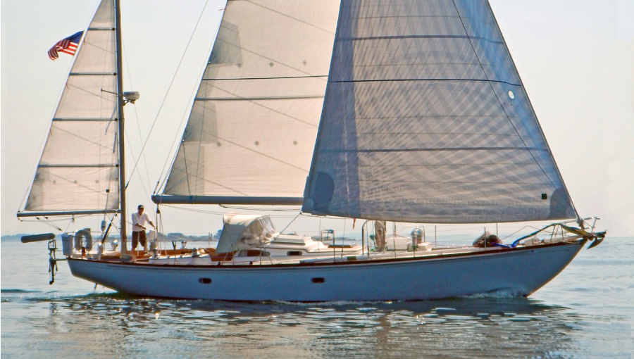 photo of 48' Hinckley H-48 Yawl 1968