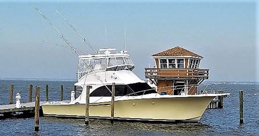Photo of 42' Jersey 42 Convertible Sportfisherman 1990