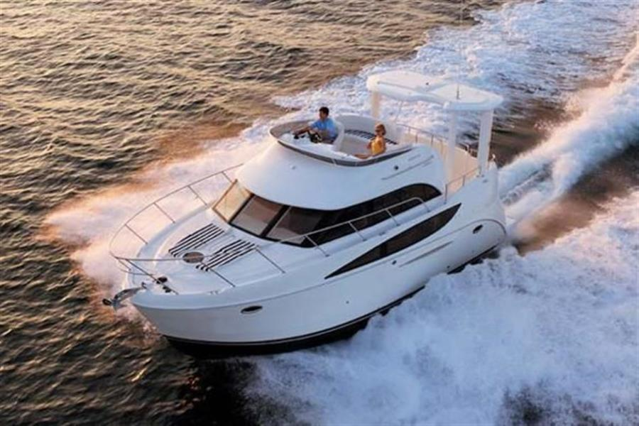 Meridian-36 Motor Yacht 2006-Full House Montauk -New York-United States-Sistership Photo-1346713-featured