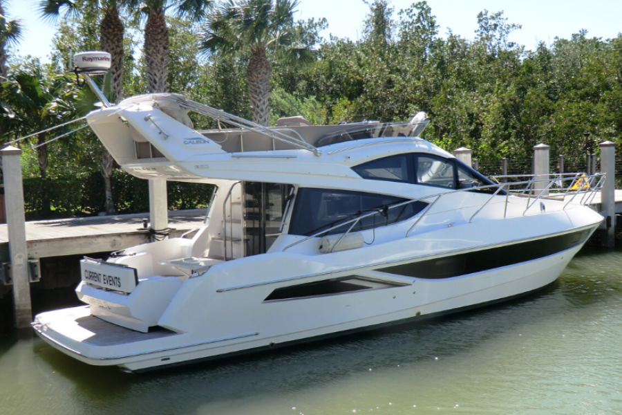 Galeon-38 Flybridge 2016-Current Events Naples-Florida-United States-Galeon 38 Fly Profile-1348220-featured