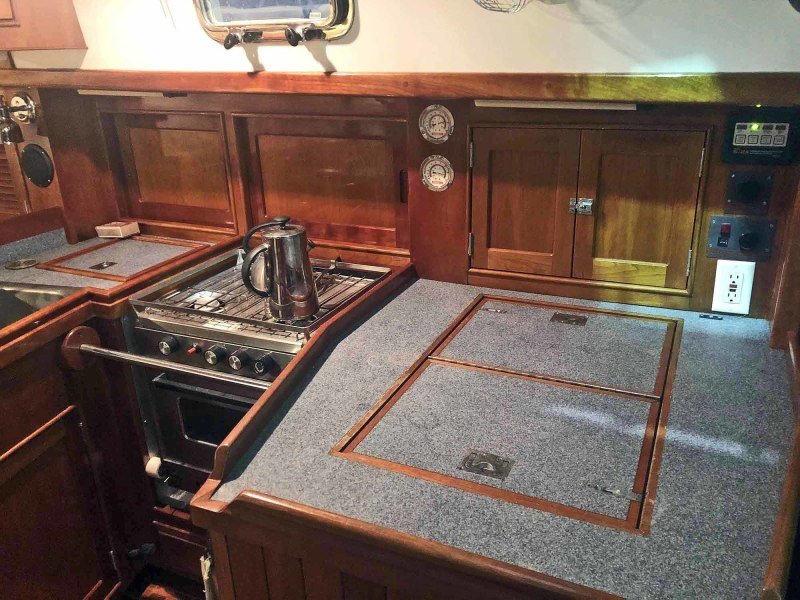 Refrigeration and Galley Lockers