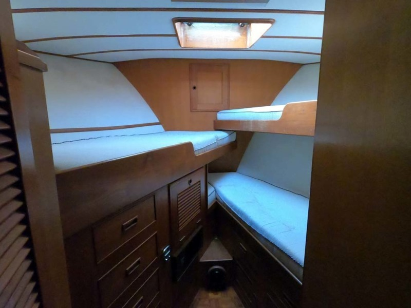 Forward Cabin