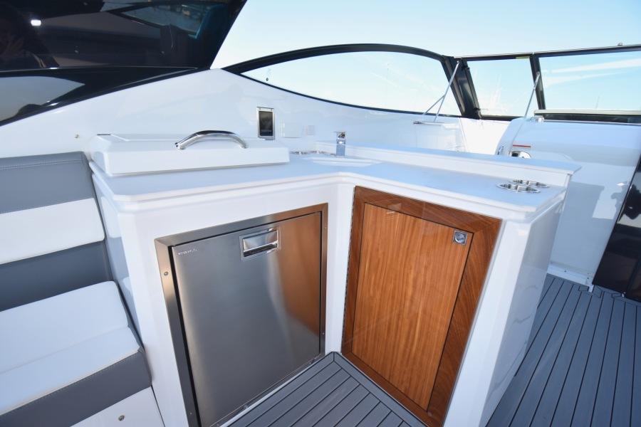 2020 Cruisers 38 GLS  - Cockpit Storage