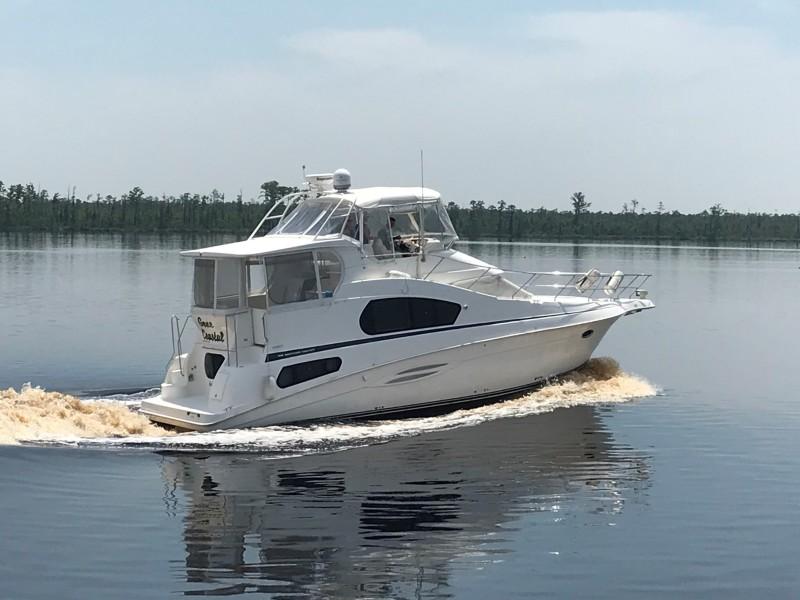 Silverton-Motor Yacht 2006-Gone Coastal Hertford-North Carolina-United States-1350614-featured
