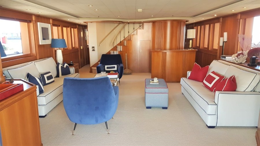 ORDISI yacht for sale