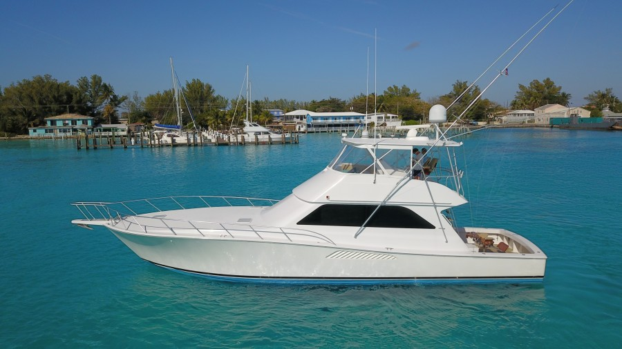 Viking-Convertible 2000-PIPE DREAM Ft Lauderdale-Florida-United States-Profile -1352475-featured