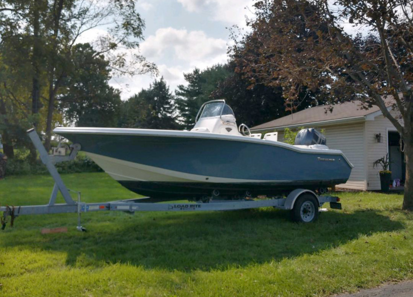 photo of 21' Tidewater 210LXF 2013