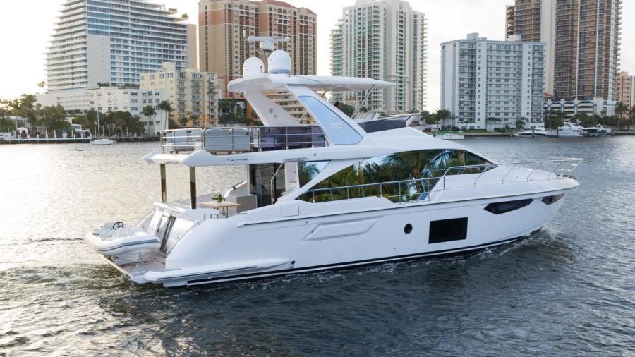 Azimut-60 fly  2019-LOS CONDORES Fort Lauderdale-Florida-United States-1353343-featured