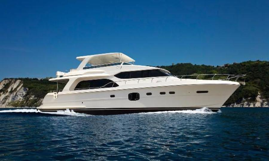 Photo of 65' Hampton 650 Pilothouse 2020