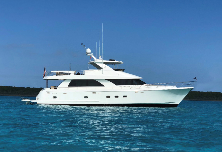 Photo of 74' Ocean Alexander Open Flybridge 2009