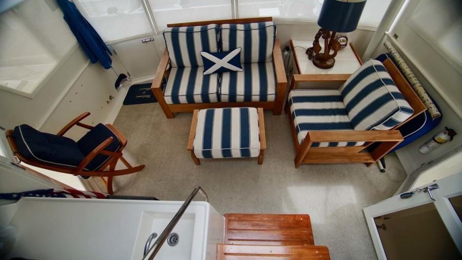 Aft Sun Deck Seating
