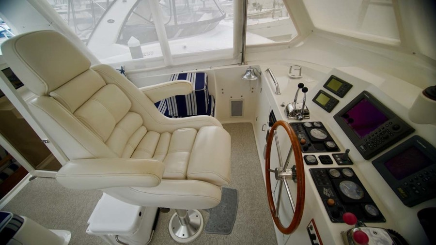 Upper Helm Seat