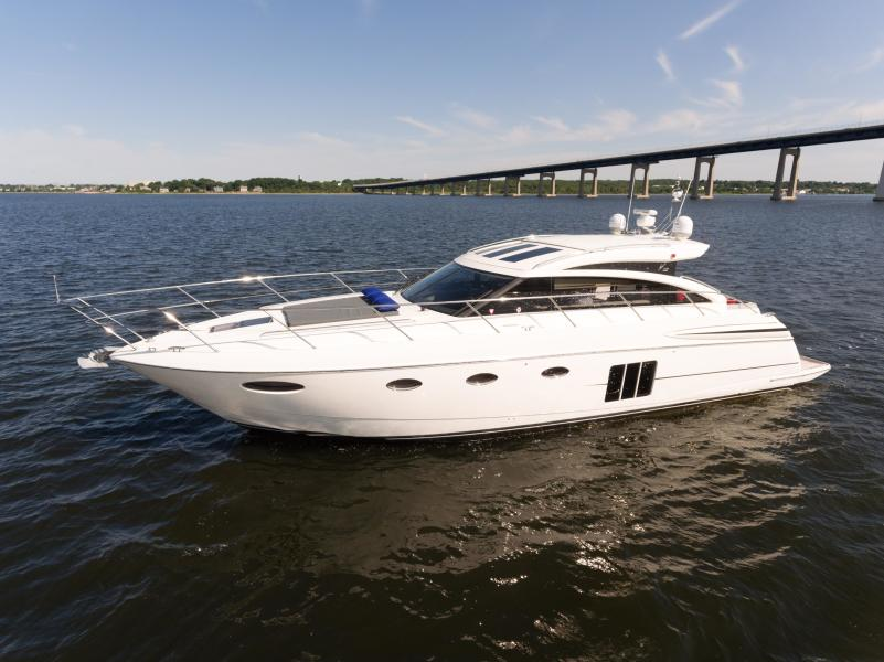 photo of 52' Princess V52 2012