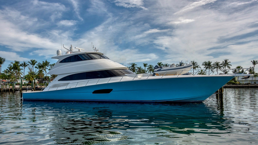 Picture Of: 92' Viking 2016