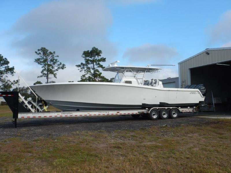Photo of 42' Invincible Open 2020