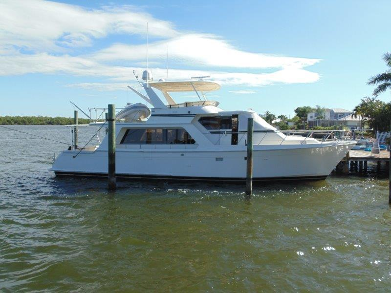 Photo of 54' Offshore Pilothouse 2005