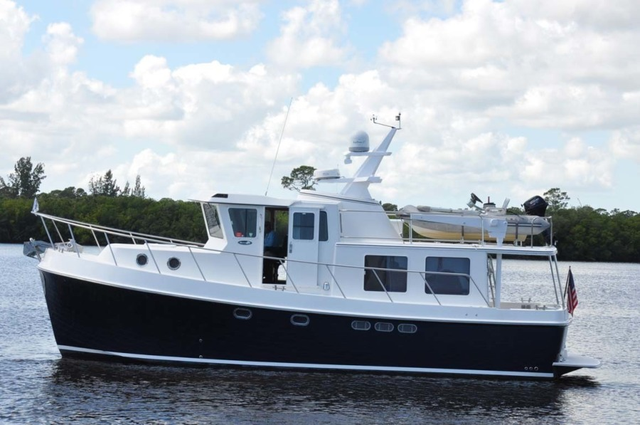 American Tug-41 Trawler 2005-UNFORGETTABLE Port St. Lucie-Florida-United States-Port Profile-1361136-featured