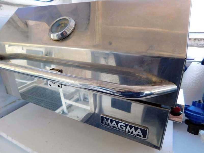 Magma SS Grill