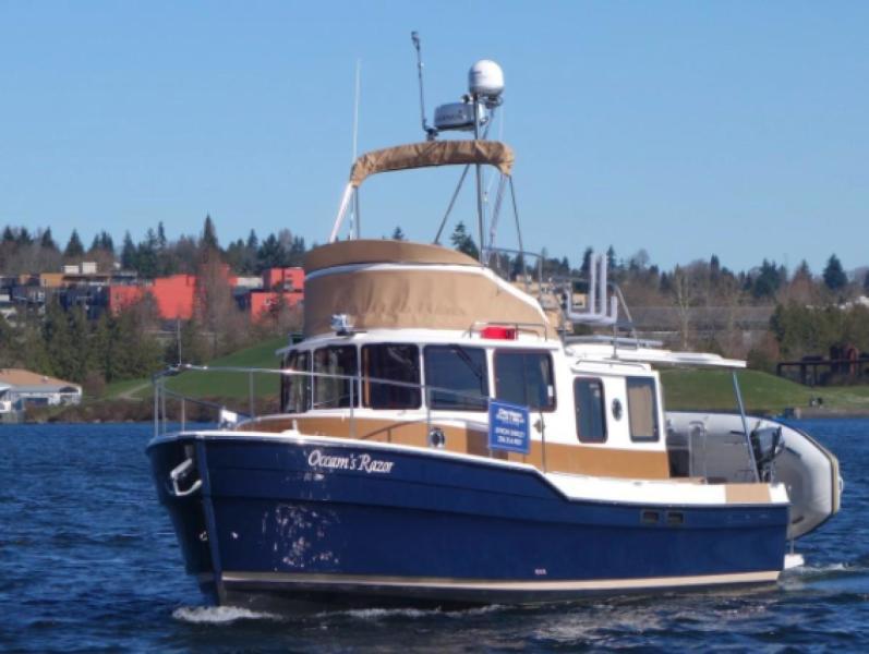 photo of 31' Ranger Tugs R-31CB 2019
