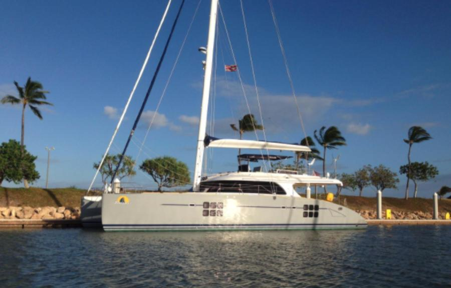 Photo of 70' Sunreef Sailing 70 2012