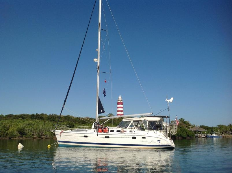 photo of 46' Hunter 2006