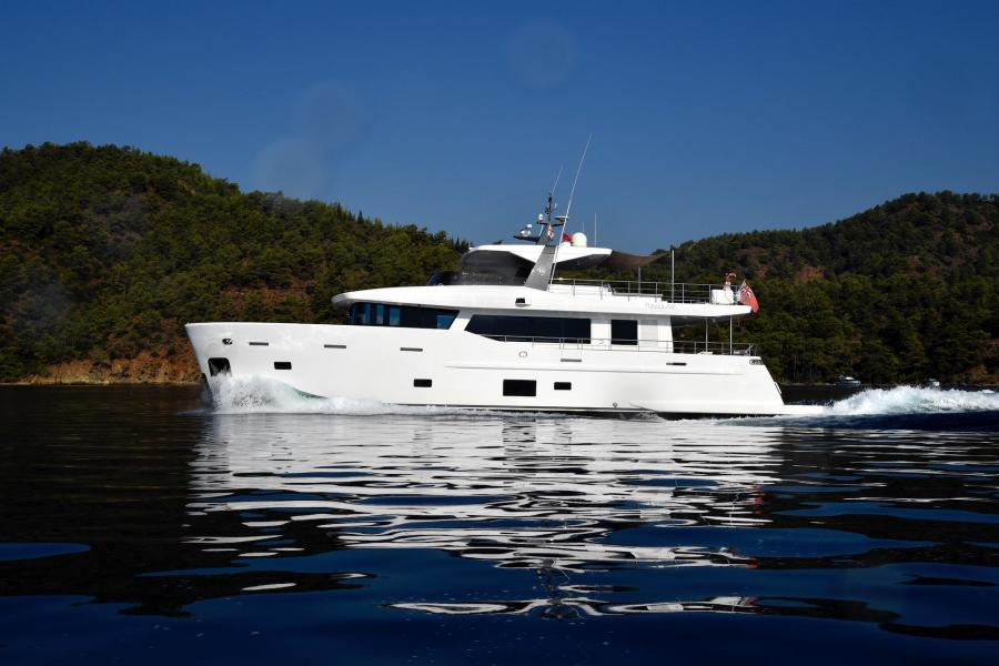 photo of 89' Cantiere Delle Marche Nauta Air 86 2014