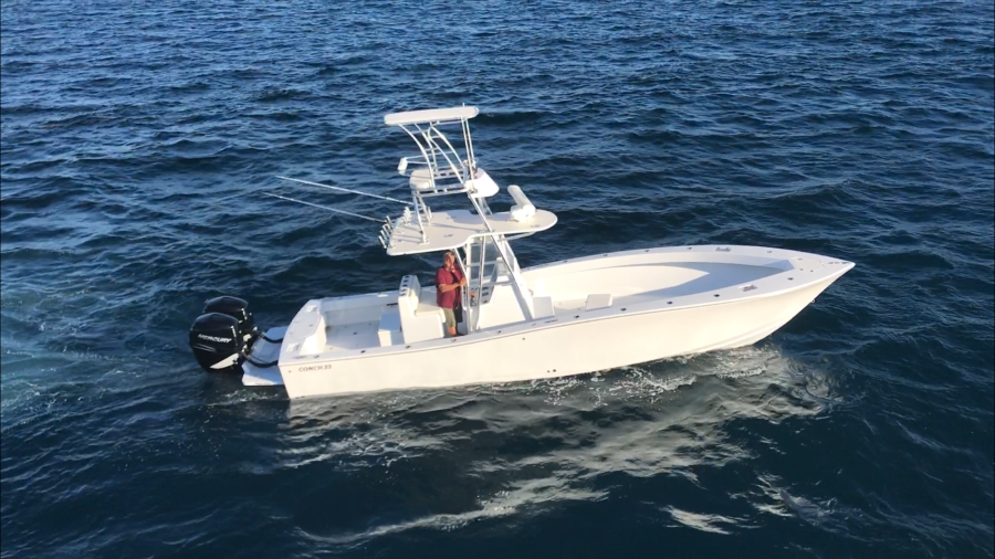 Conch-33 Center Console 2017-33 Center Console FT. LAUDERDALE-United States-1366692-featured