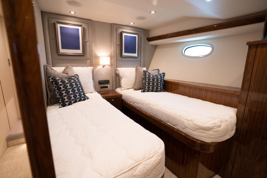 Viking 82CPMY Make It Happen Starboard Stateroom
